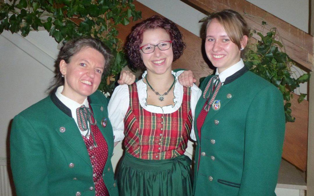 In Hofkirchen geben die Frauen den Takt an